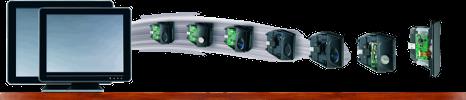Dotykové monitory AerPOS