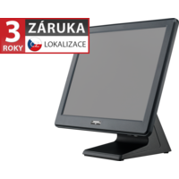 """AerPOS PP-9635AV,15""""LCD LED350, 4GB RAM, rámeček, černý"""