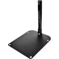 Virtuos Pole – Stojan s deskou pod pokladní zásuvku, 400 mm