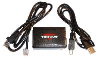 Sada: USB adaptér pro pokladní zásuvky + kabel 10P10C-6P6C-9-12V
