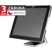 """AerPOS PP-9617CV, 17"""" LCD LED 350, i3, 4GB RAM, kapacitní, bez rámečku"""