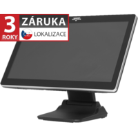 """AerPOS PP-8642CV, 22"""" LCD LED 250, i3, 4GB RAM, kapacitní, bez rámečku"""