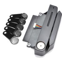 Třístopá čtečka magnetických karet + iButton čtečka pro MP-3525/MP-3435