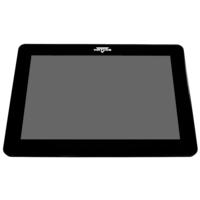 """Druhý LCD LED 10"""" pro XPOS, šedý"""