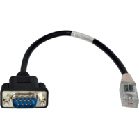 Redukce RS-232 pro Elcom Euro-50 Mini, RJ45 x DE-9