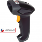 CCD čtečka Virtuos BT-310D, dlouhý dosah, Bluetooth, černá - 1/4