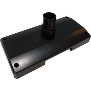 Plastový podstavec pro LCD a VFD displeje Virtuos, černý  - 1