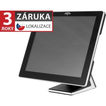 """AerPOS PP-9667CV, 17"""" LCD LED 350, i3, 4GB RAM, kapacitní, bez rámečku  - 1"""