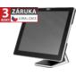 """AerPOS PP-9667CV, 17"""" LCD LED 350, i3, 4GB RAM, kapacitní, bez rámečku - 1/7"""