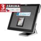 """AerPOS PP-9617BV, 17"""", 4GB, 120GB SSD, Win 10 IoT, bez rámečku, černý - 1/7"""