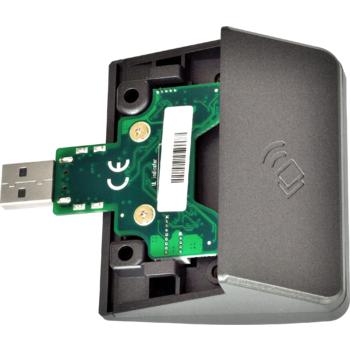 Čtečka RFID karet pro XPOS, 13.56 MHz, USB, šedá