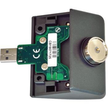 Čtečka iButtonů pro XPOS + 5 klíčů, USB (emulace RS232), šedá  - 1
