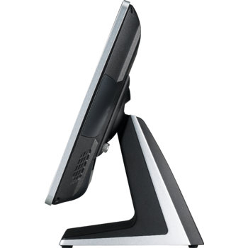 """AerPOS PP-9635BV, 15"""", 4GB, 120GB SSD, Win 10 IoT, bez rámečku, černý  - 2"""