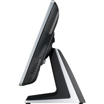 """AerPOS PP-9635BV, 15"""" LCD LED 350, 4GB RAM, bez rámečku, černý  - 2"""
