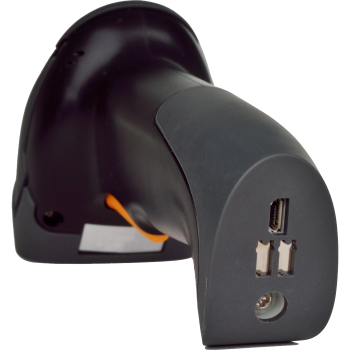 CCD čtečka Virtuos BT-310D, dlouhý dosah, Bluetooth, černá  - 2