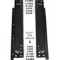 Držáky pro zavěšení pokladní zásuvky C420/C425/C430/S-410, černé - 2/6