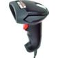Laserová čtečka Virtuos HT-900A, USB, stojánek, černá - 2/5