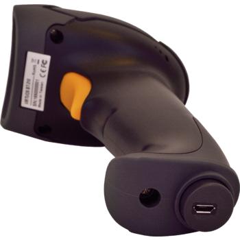 CCD čtečka Virtuos BT-310N, dlouhý dosah, Bluetooth, černá  - 2