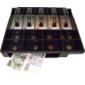 Plastový pořadač na peníze pro C410/C420/C430, plastové držáky bankovek - 2/3