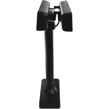 Sestava dvou VFD zákaznických displejů FV-2030B USB + držák 75 x 25  - 2