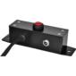 Tlačítko pro otvírání pokladních zásuvek Virtuos 24V, kovové s kabelem - 2/6