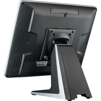 """AerPOS PP-9635BV, 15"""" LCD LED 350, 4GB RAM, bez rámečku, černý  - 3"""