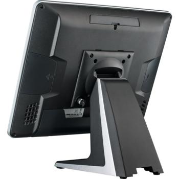 """AerPOS PP-9635CV, 15"""" LCD LED 350, 4GB RAM, kapacitní, bez rámečku, černý  - 3"""