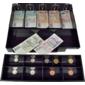 Plastový pořadač na peníze pro C410/C420/C430, kovové držáky bankovek - 3/3
