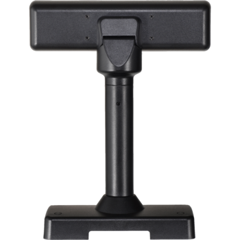 VFD zákaznic. displej Virtuos FV-2030B 2x20 9mm, serial, černý  - 3