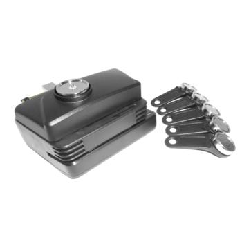 Čtečka magnetických karet 1/2/3 stopy a iButtonů pro Aer + 5 klíčů  - 3