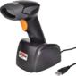 CCD čtečka Virtuos BT-310D, dlouhý dosah, Bluetooth, černá - 4/4