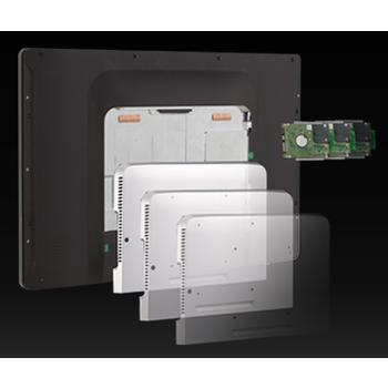 """AerPOS PP-8642CV, 22"""" LCD LED 300, i3, 4GB RAM, kapacitní, bez rámečku  - 4"""