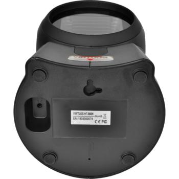 CCD 2D čtečka Virtuos HT-860N, stacionární, USB, černá  - 5
