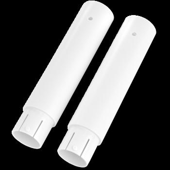 VFD zákaznický displej Virtuos FV-2030W 2x20 9mm, USB, bílý  - 4
