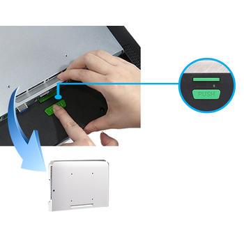 """AerPOS PP-8642CV, 22"""" LCD LED 300, i3, 4GB RAM, kapacitní, bez rámečku  - 5"""