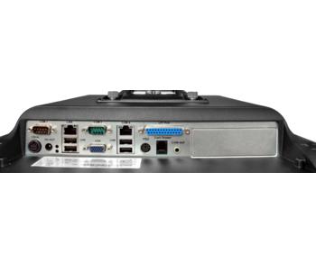 """AerPOS PP-9667CV, 17"""", i3, 4GB, 120GB SSD, Win 10 IoT. kap., bez rámeč.  - 5"""