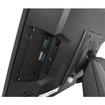 """AerPOS PP-9635BV, 15"""", 4GB, 120GB SSD, Win 10 IoT, bez rámečku, černý  - 6"""