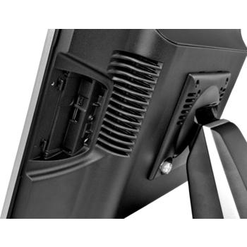 """AerPOS PP-9617BV, 17"""", 4GB, 120GB SSD, Win 10 IoT, bez rámečku, černý  - 6"""