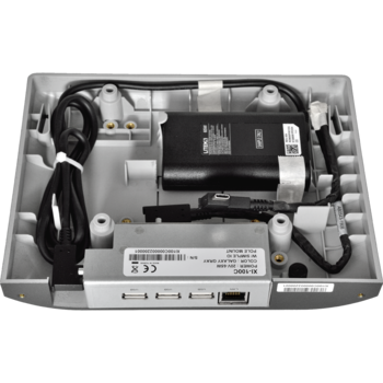 Simple box s I/O porty pro XPOS, 65W zdroj, VESA, šedý  - 6