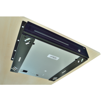 Držáky pro zavěšení pokladní zásuvky C420/C425/C430/S-410, černé  - 6