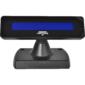 LCD zákaznický displej Virtuos FL-2025MB 2x20, USB, černý - 7/7