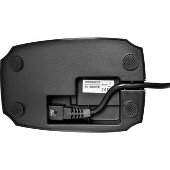 CCD čtečka Virtuos HW-310A, bezdrátová, základna, černá  - 6