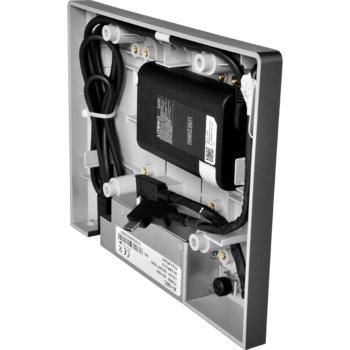 Simple box s I/O porty pro XPOS, 65W zdroj, VESA, šedý  - 7